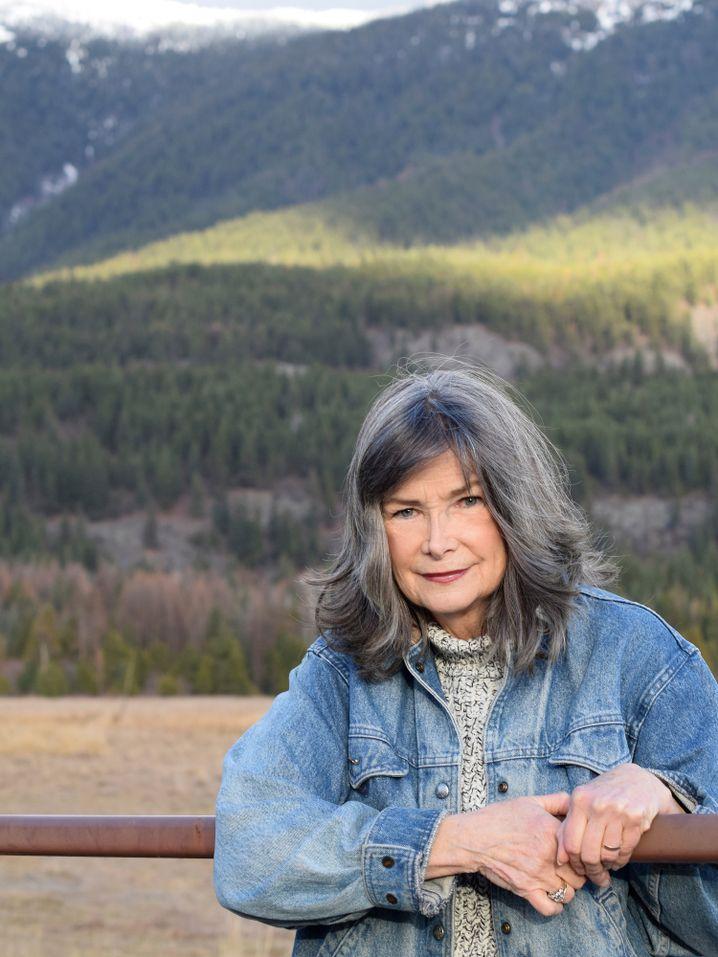 Schriftstellerin Delia Owens schildert mit viel Gefühl, aber ohne Sentimentalität