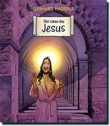 """Haderer-Buch """"Das Leben des Jesus"""": Surfend über den See Genezareth"""