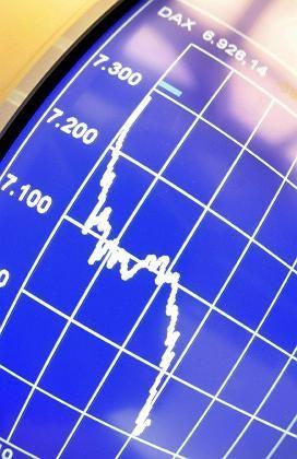 Kursverlauf des Dax: Hochkonjunktur für Gerüchte