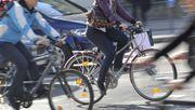Immer mehr Unfälle unter deutschen Radfahrern