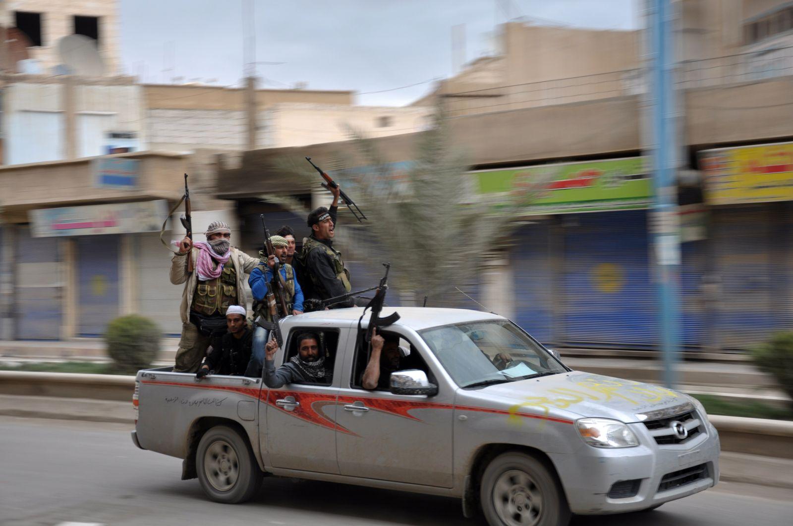 Syrien / Raqqa / Rakka