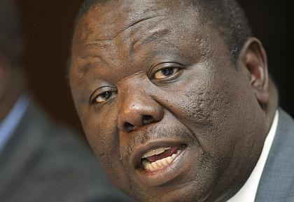 Oppositionsführer Morgan Tsvangirai: Auf keinen Fall in die Stichwahl