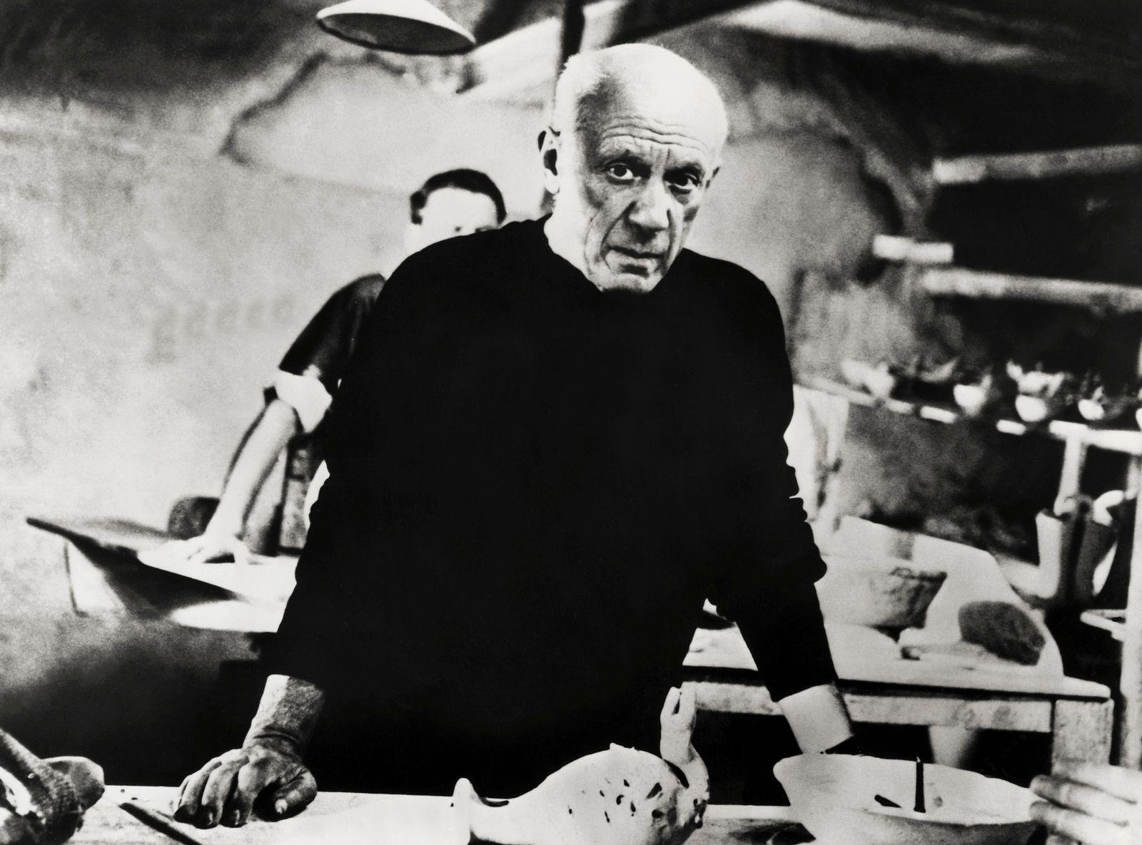 NICHT MEHR VERWENDEN! - Pablo Picasso