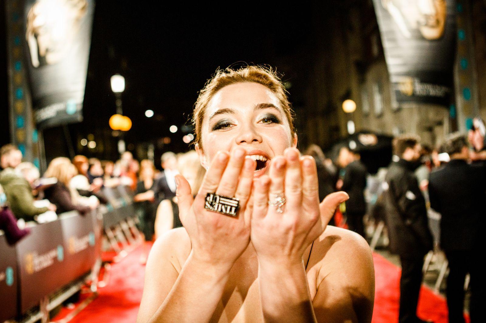The BAFTA Awards 2018
