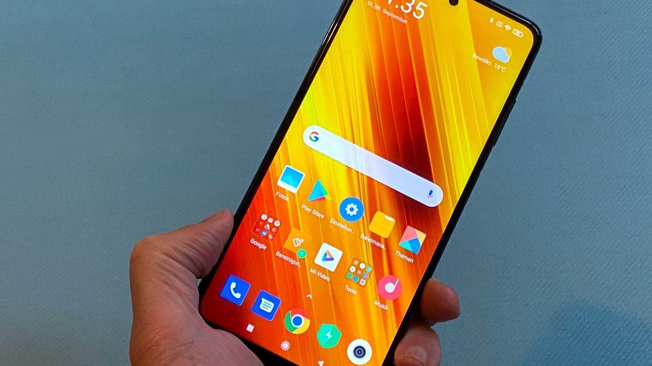 Das X3 NFC von Xiaomis Tochtermarke Poco