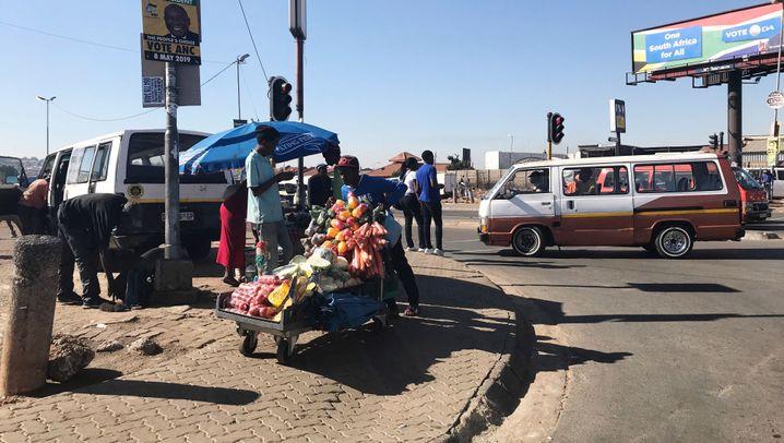 Südafrika vor den Wahlen: Mit Fremdenhass auf Stimmenfang