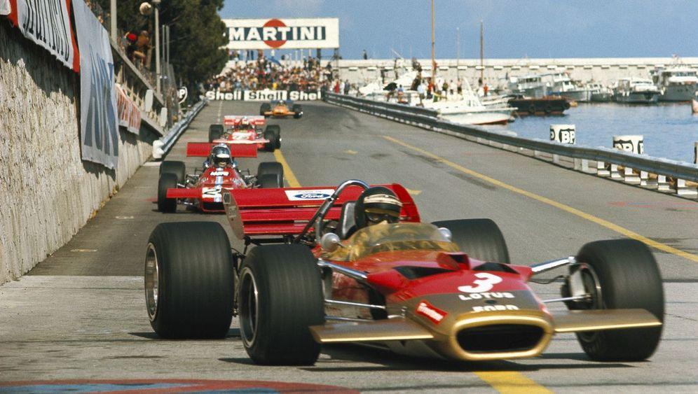 Formel 1 in den siebziger Jahren: Der Tod fuhr mit