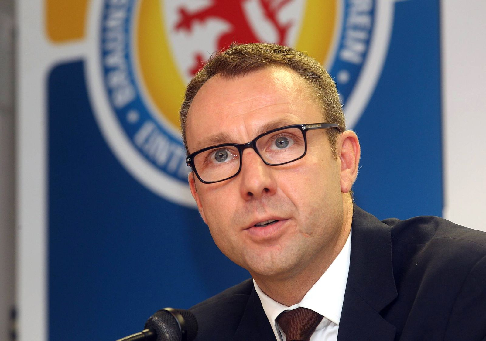 EINMALIGE VERWENDUNG Soeren Oliver Voigt / Eintracht Braunschweig