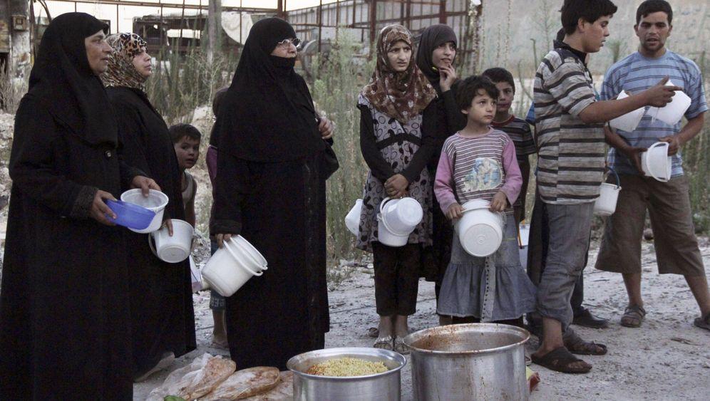 """Bürgerkrieg in Syrien: """"Die Lage verschlechtert sich rasant"""""""