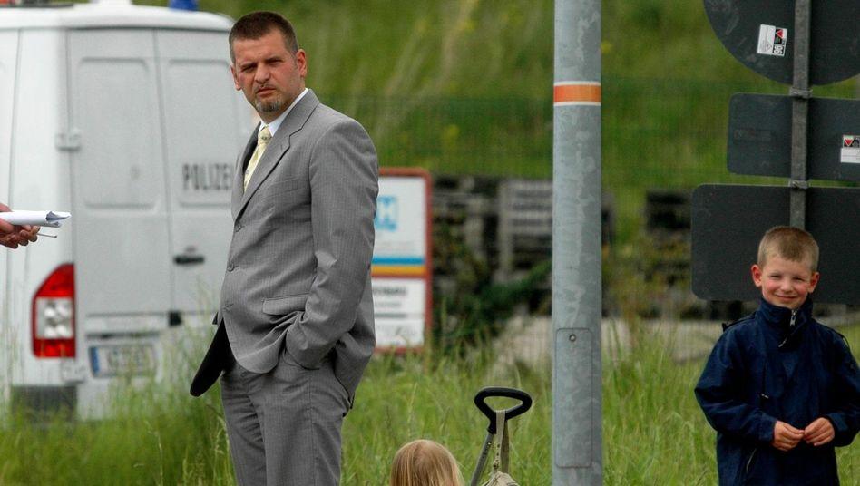 Ex-NPD-Kader Heise: Rechtsstaatliche Milde