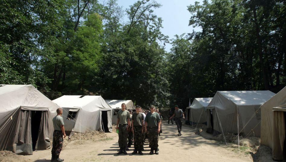 Militärisches Sommercamp in Ungarn (Archivbild)