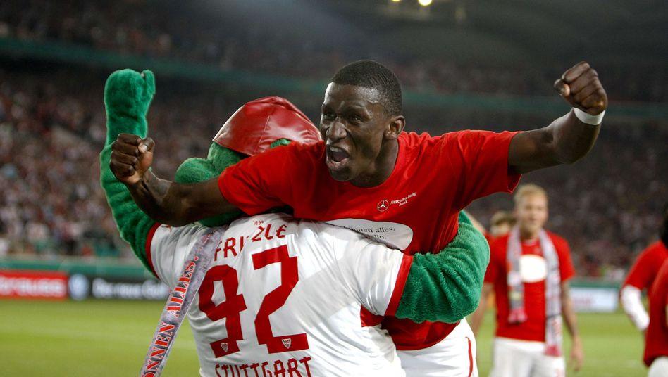 Antonio Rüdiger: Bis 2017 beim VfB Stuttgart