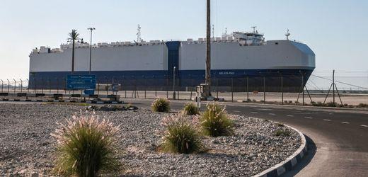 Benjamin Netanyahu beschuldigt Iran des Angriffs auf israelisches Frachtschiff