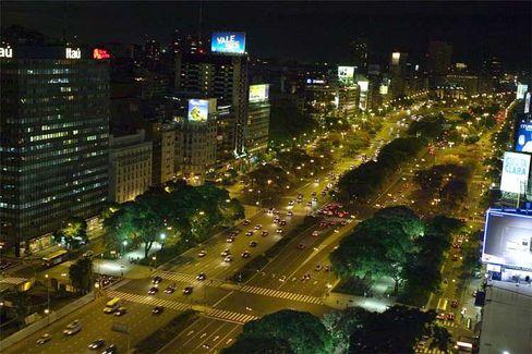 Megacity Buenos Aires: Beim Feiern herrscht oft Geschlechtertrennung