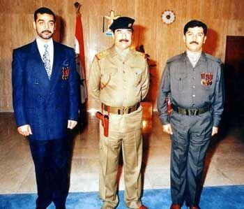 """Saddam und seine Söhne (Archiv): Nur eine """"Schmierenkampagne"""" einflussreicher rechter Kreise?"""