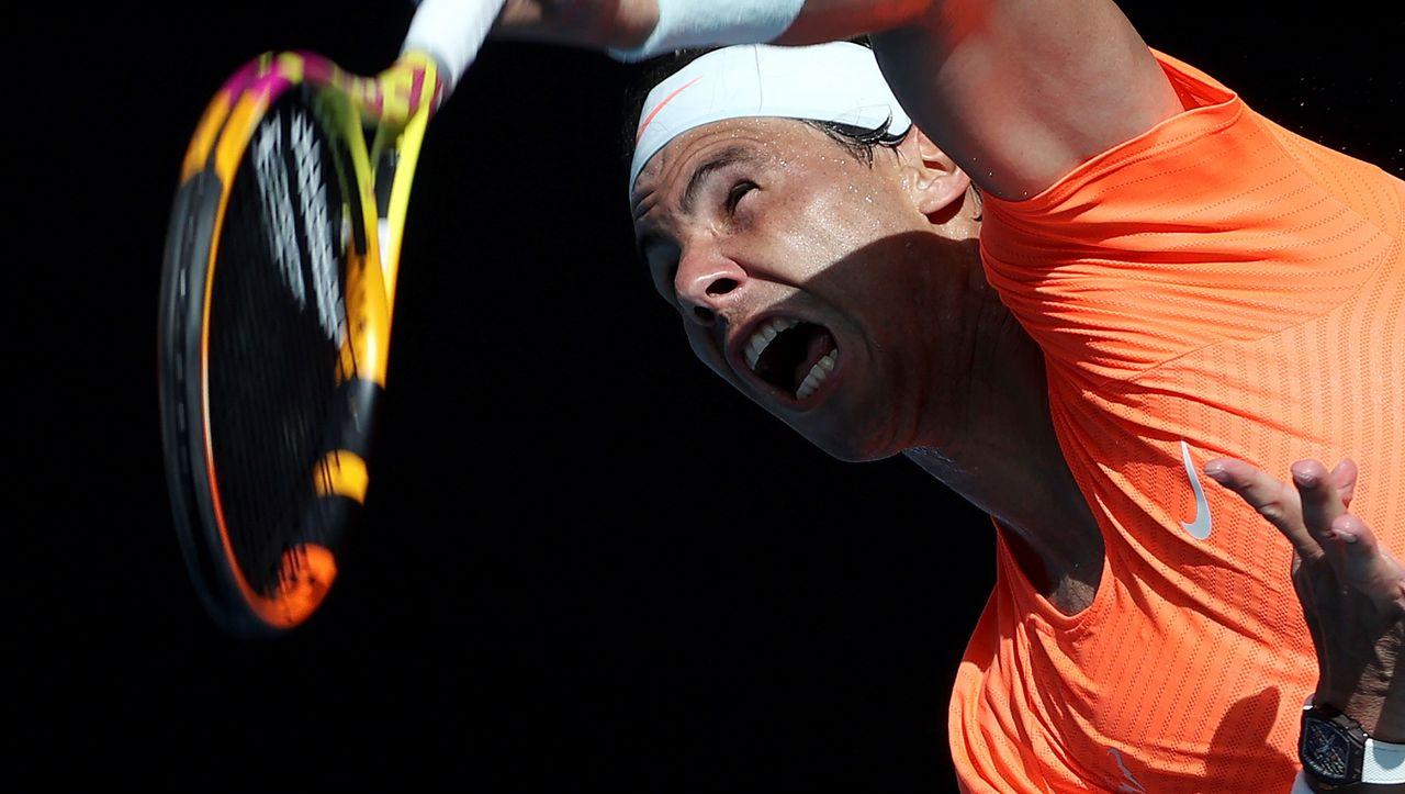 Australian Open: Auch sein Angstgegner macht Nadal keine Probleme - DER SPIEGEL