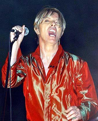 """Rockstar Bowie: """"Die meisten jungen Menschen wissen nicht, was Tod bedeutet - sie haben keine Ahnung"""""""