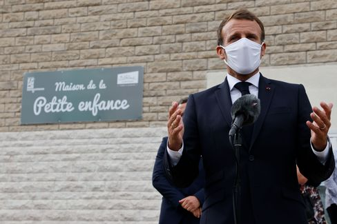 Scheint angesichts immer neuer Terrorattentate machtlos: Frankreichs Präsident Emmanuel Macron