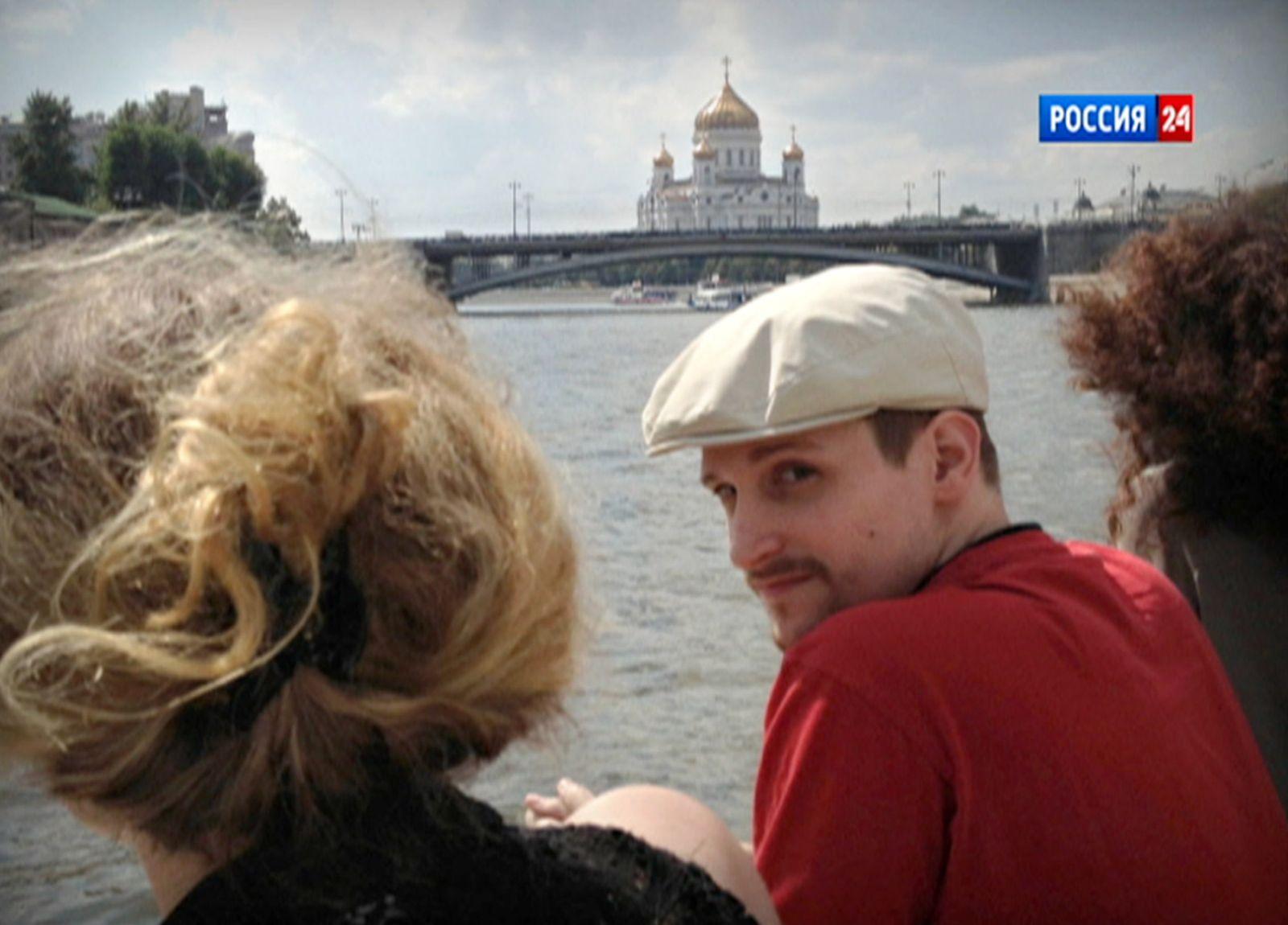 Snowden / Moskau