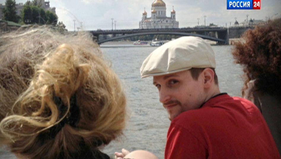 Edward Snowden in Moskau: Angestellte überredet, ihr Passwort zu nennen