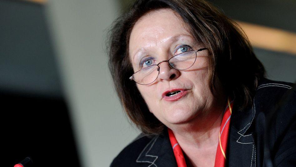 Justizministerin: Sabine Leutheusser-Schnarrenberger setzt auf Löschen statt Sperren