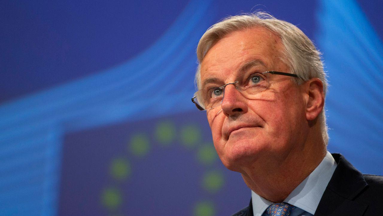 Michel Barnier hat Covid-19 - DER SPIEGEL - Politik