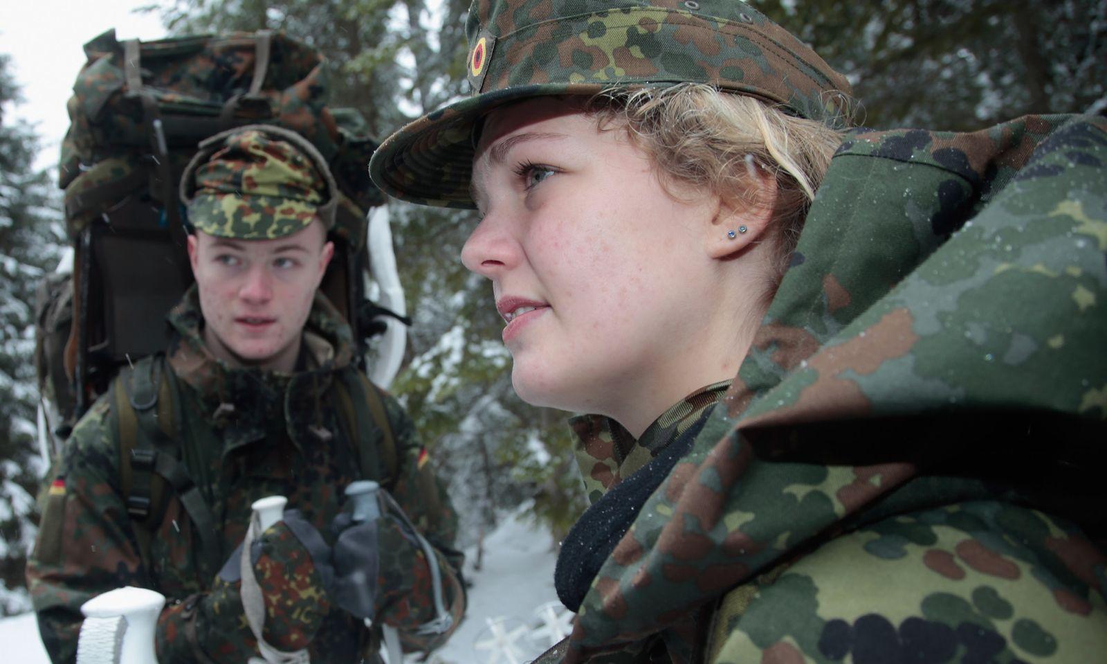 Bundeswehr/ Jugend