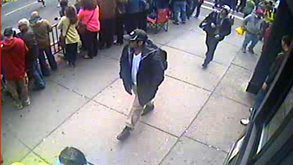 FBI-Fahndungsfotos: Das sind die Verdächtigen von Boston