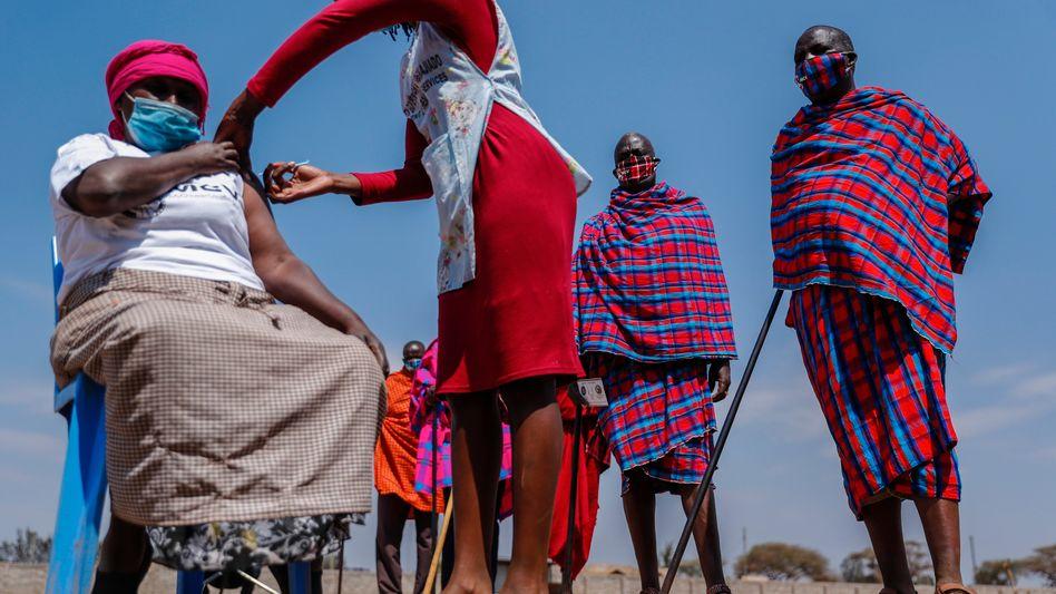 Impfungen in Kenia: Erschreckende Ungleichheit