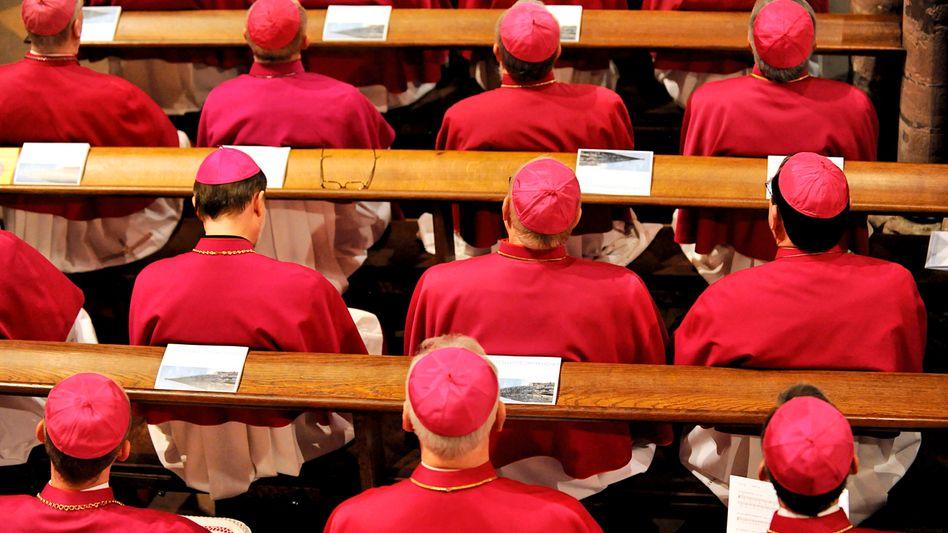 Katholische Bischöfe: Licht ins Dunkel der Missbrauchsfälle bringen