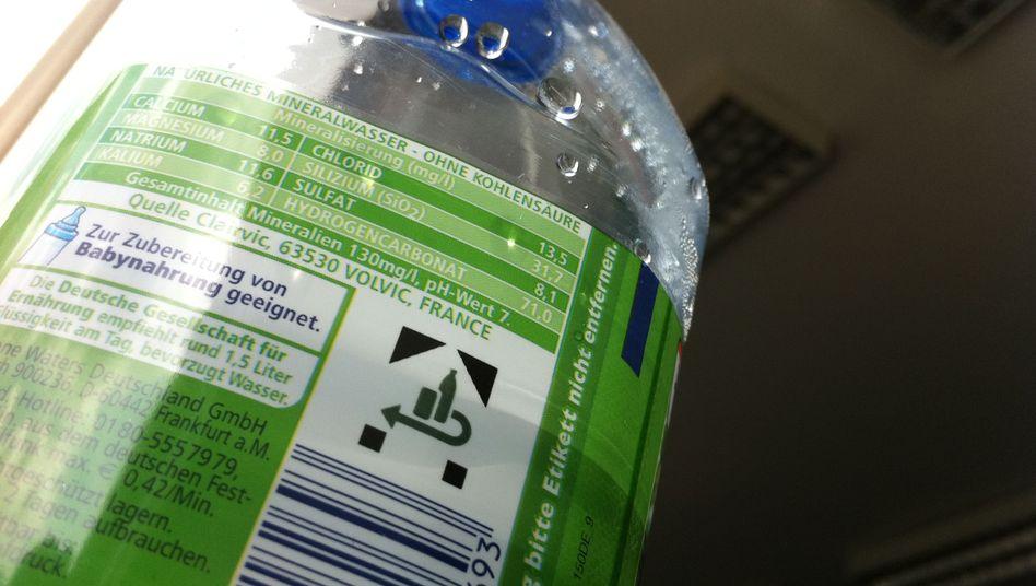 Pfandflasche: Rentnerin scheitert mit gefälschten Etiketten