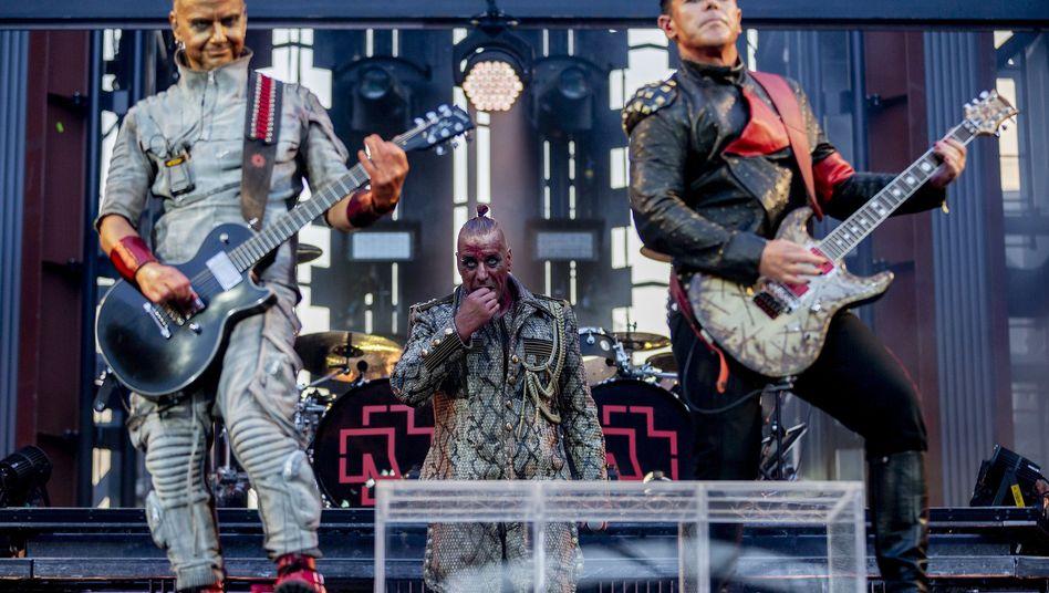 Rammstein veröffentlichten das erfolgreichste Album des Jahres
