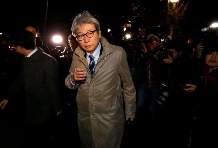 Motonari Otsuru (Archivbild)