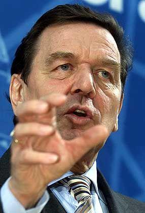 Schröder: Wo sind die vernünftigen Alternativen?
