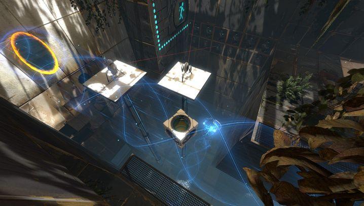 """""""Portal 2"""": Die Welt ist voller Löcher"""