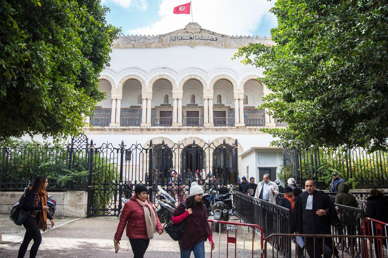 Anschlag/ Tunis/ Sousse/ Prozess/ Gericht/ Tunesien