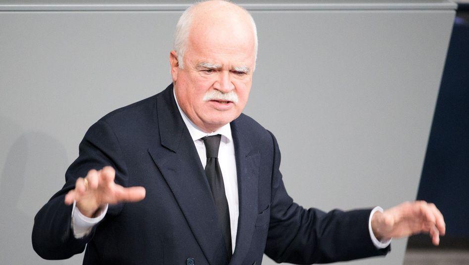 CSU-Vize Gauweiler: Spitzenverdiener unter den Bundestagsabgeordneten
