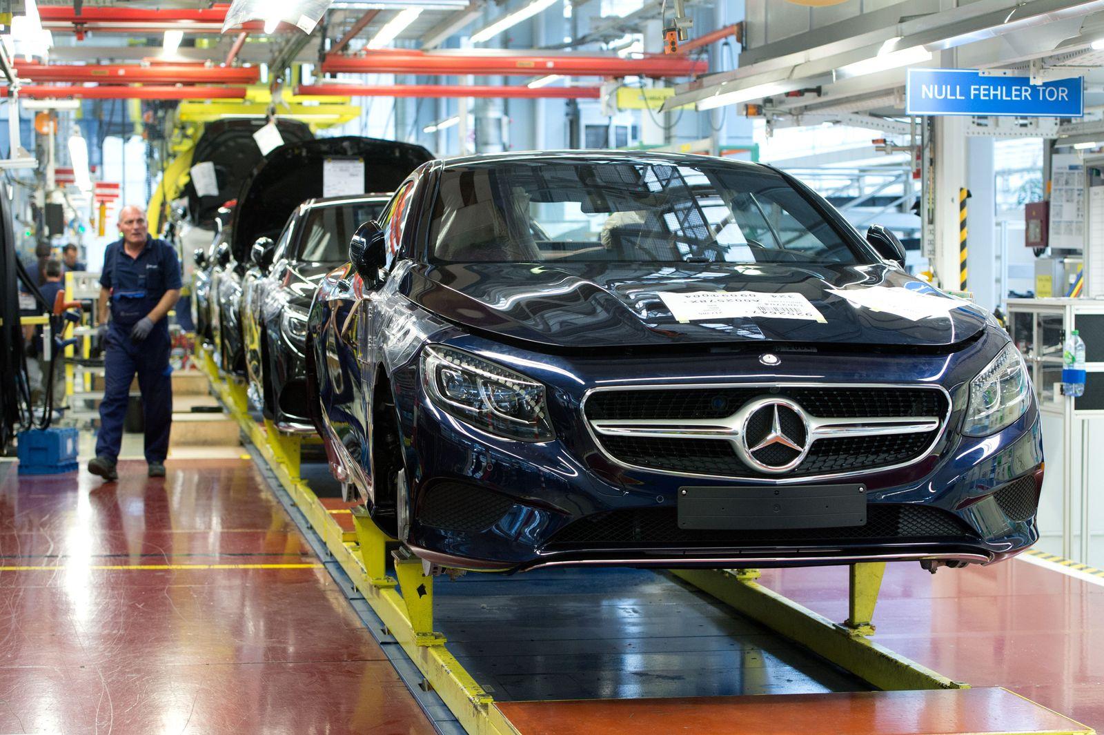 Daimler AG / Werk