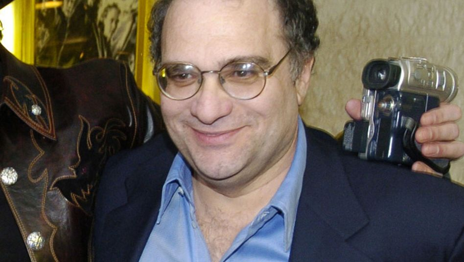 Filmproduzent Bob Weinstein