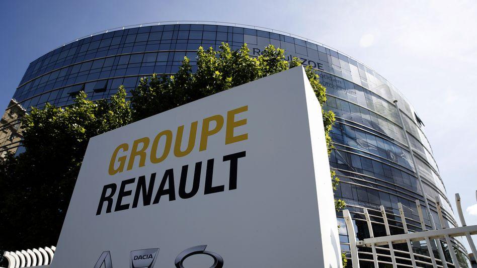 Renault benötigt einen staatlich garantierten Kredit von fünf Milliarden Euro