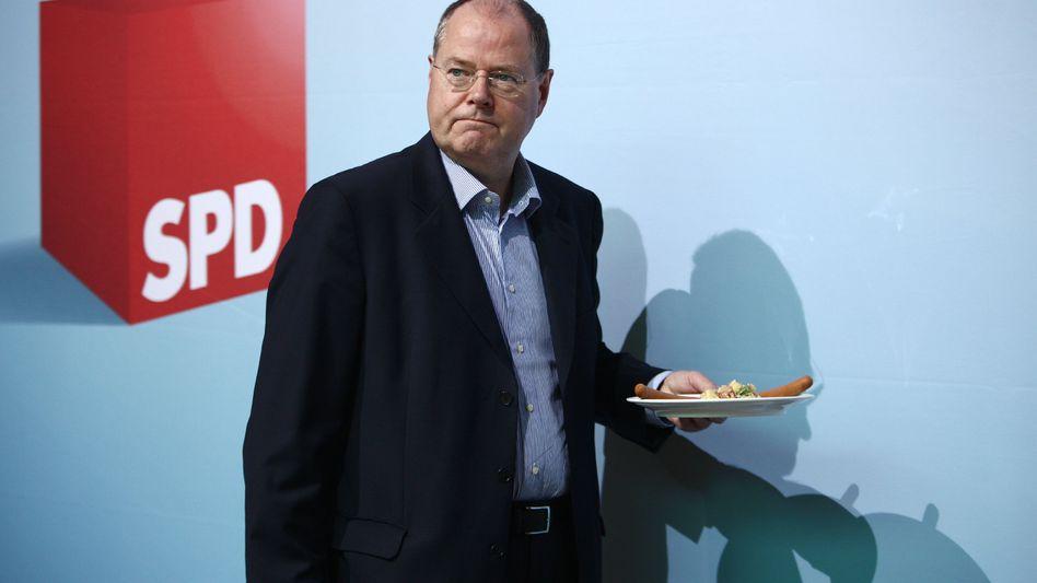 Ex-Finanzminister Peer Steinbrück: Ein unbrauchbarer Versuch
