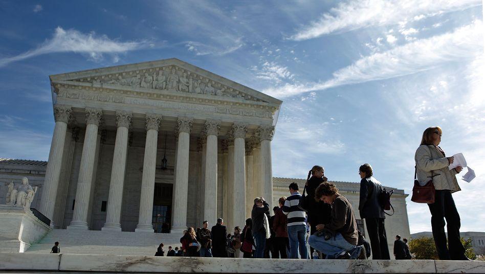 United States Supreme Court: Entscheidung über Software-Patente