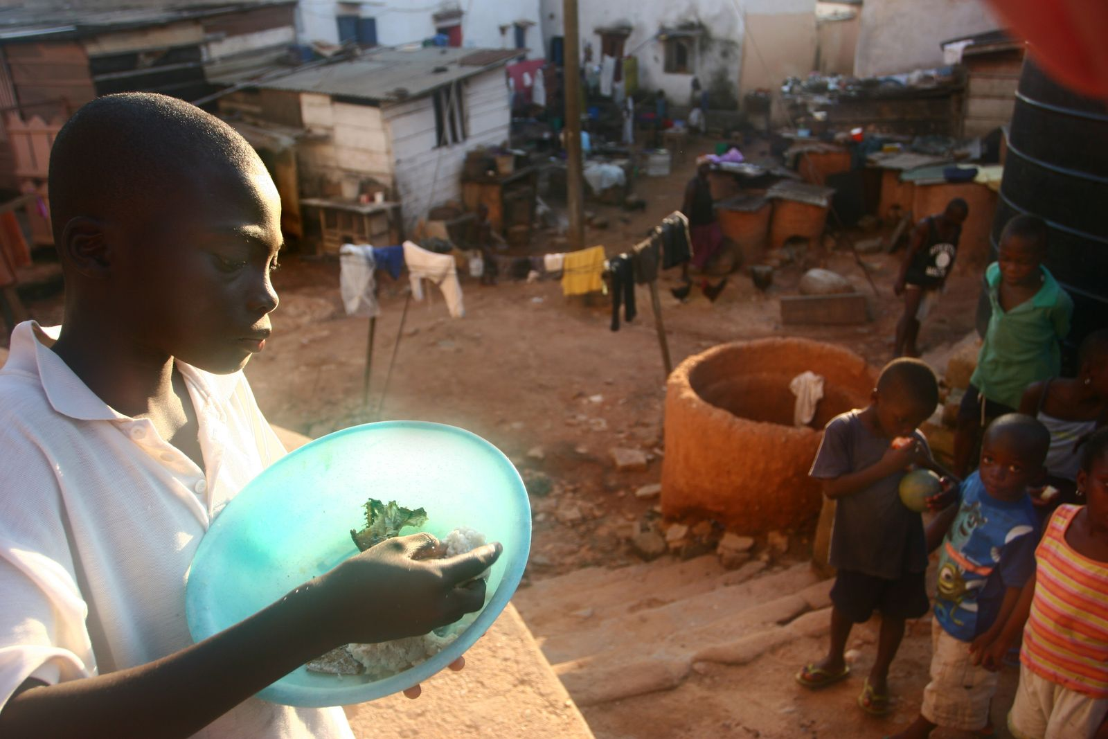 EINMALIGE VERWENDUNG Afrikanische Odyssee
