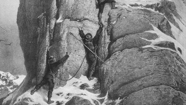 Erstbesteigung Matterhorn: Die Rache des Berges