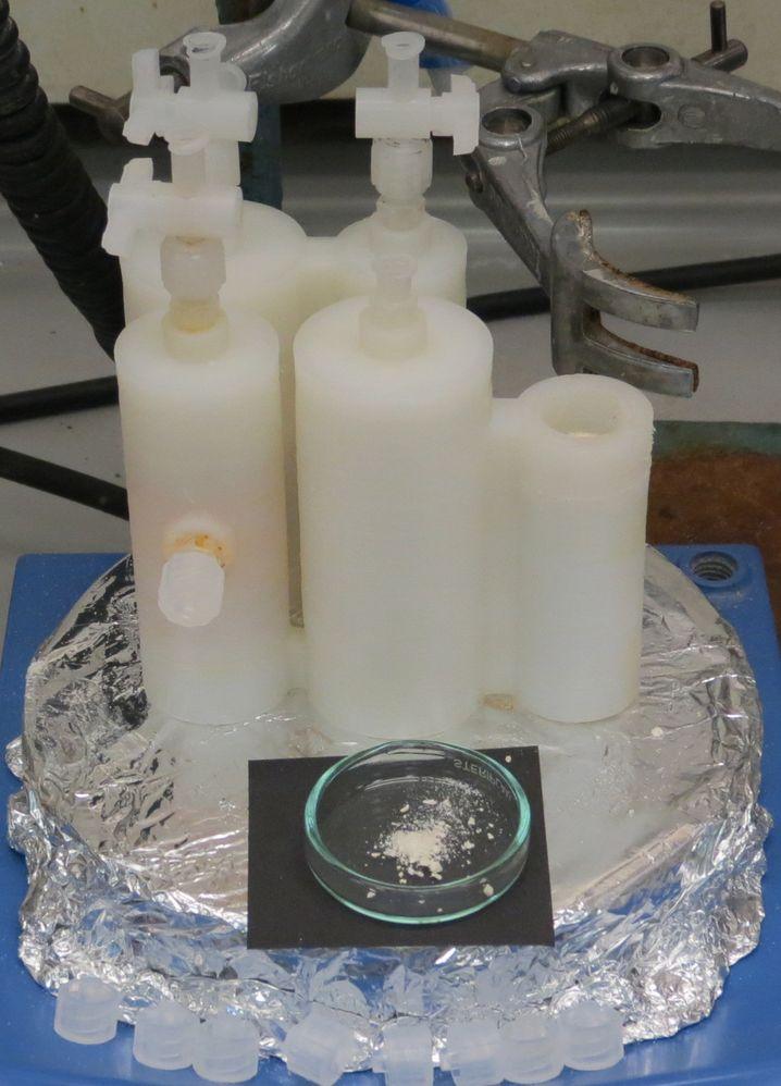 Baclofen aus dem 3D-Reaktor