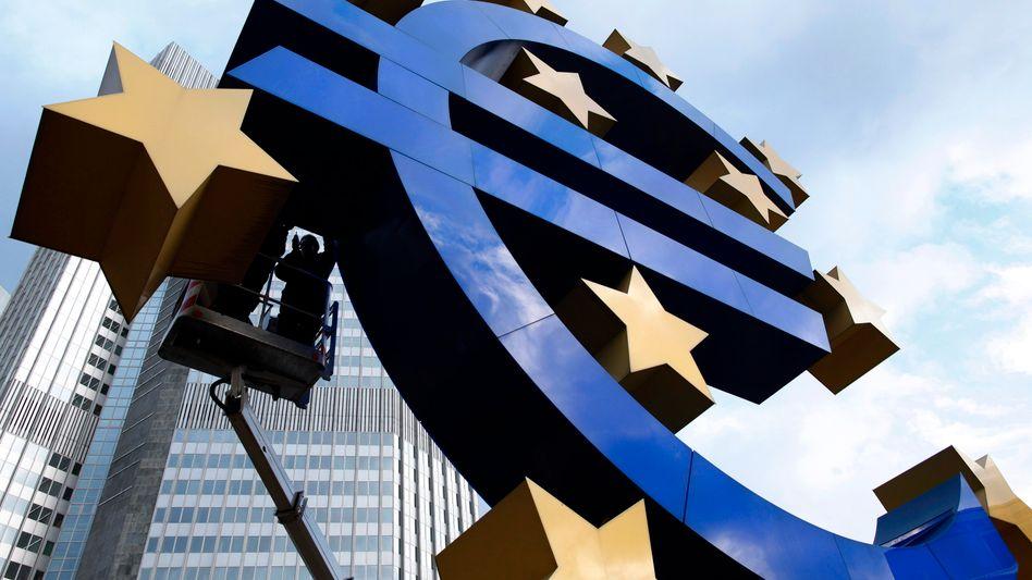 Euro-Symbol: Zahlreiche Sondereffekte