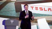 Chip-Mangel setzt Tesla zu