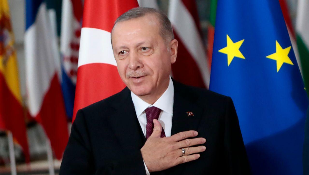 Türkei: Recep Tayyip Erdogan kündigt Treffen mit Angela Merkel und Emmanuel  Macron an - DER SPIEGEL