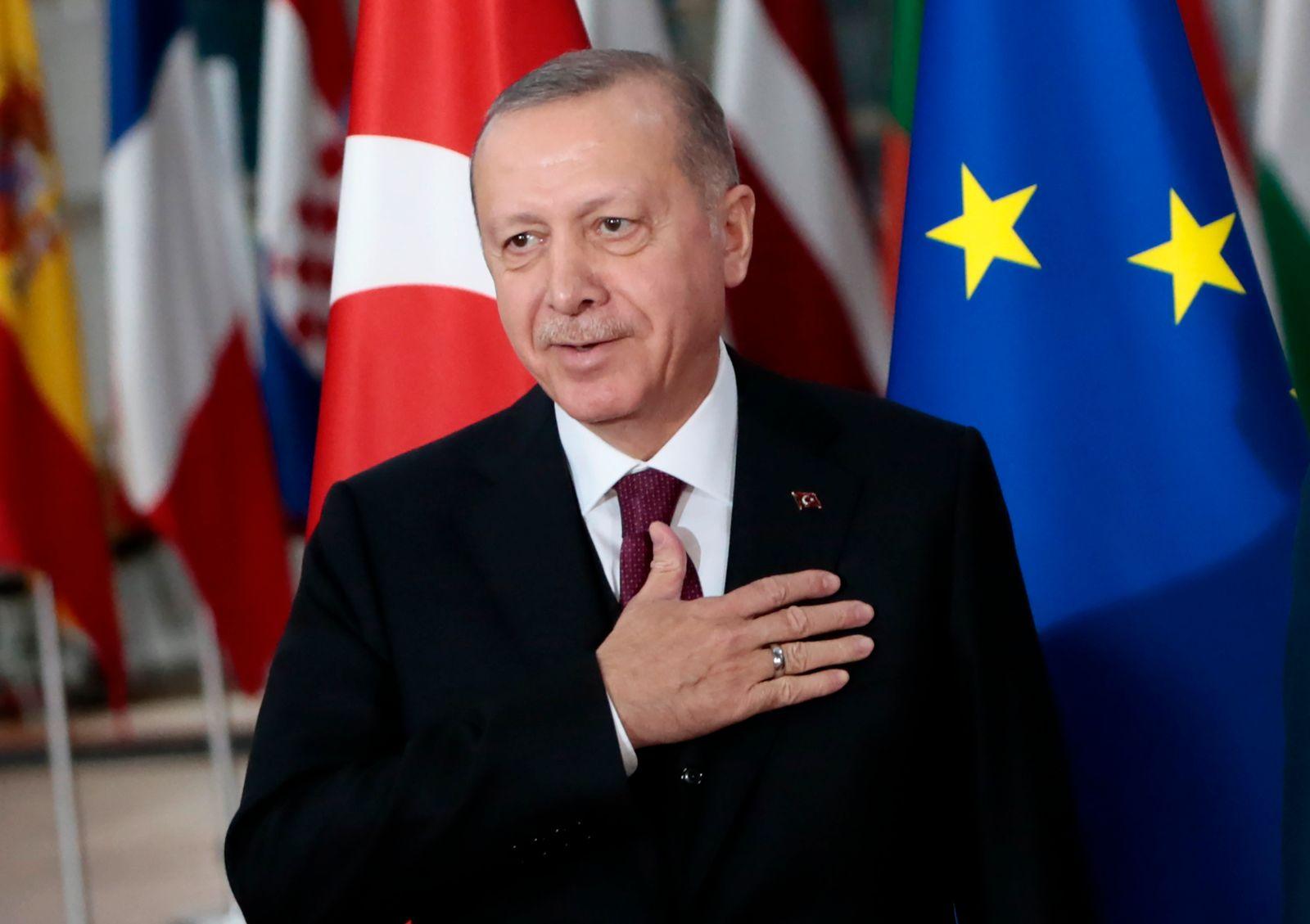 Belgium EU Turkey