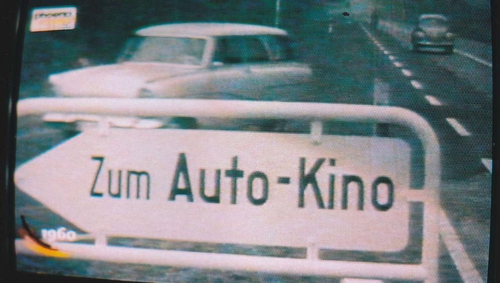 50 Jahre deutsches Autokino: Fummeln, bis der Filmvorführer kommt